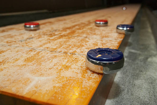 SOLO® Shuffleboard Movers Fayetteville, North Carolina.