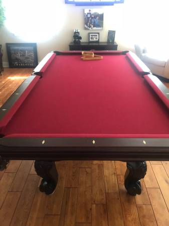 Pool Tables For Sale Sell A Pool Table In FallettevilleSOLO - Pool table pick up