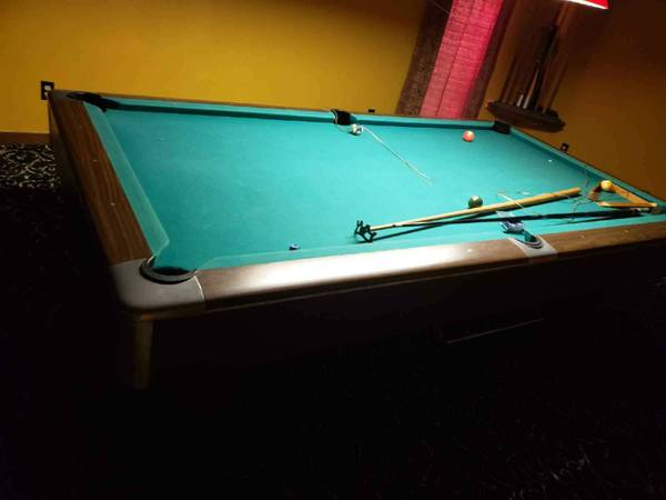 Pool Tables For Sale Sell A Pool Table In FallettevilleSOLO - Gandy pool table